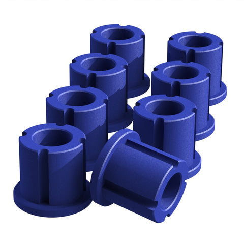 Polyurethane suspension bush, set of eight (8)