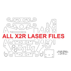 X2R All Laser Files