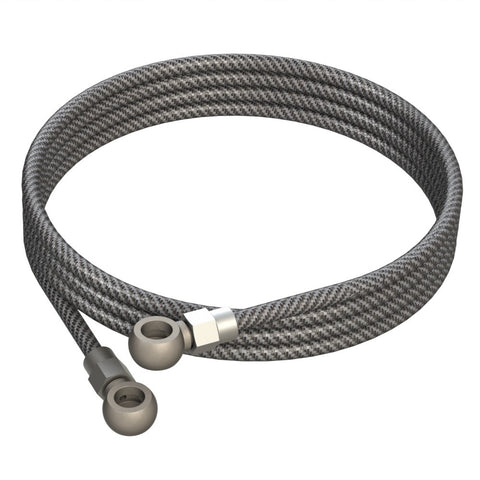 Stainless Steel Brake Hose (1.76m)