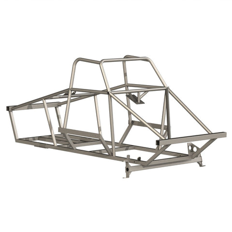 how to build a monster truck frame
