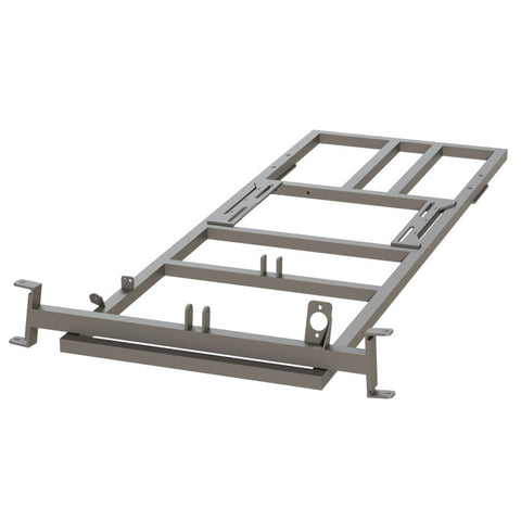 Trax III Chassis Base Frame (Fully Welded)