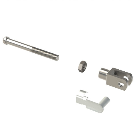 Pushrod and Clevis Joint (Short)