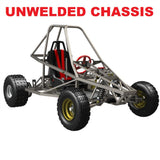 Sidewinder Rolling Chassis Kitset (with Front Brakes) (Unwelded Chassis)