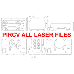 PIRCV All Laser Cutting Files