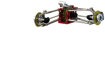 CV2 Rear Suspension