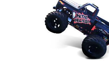 The Mini Monster Truck