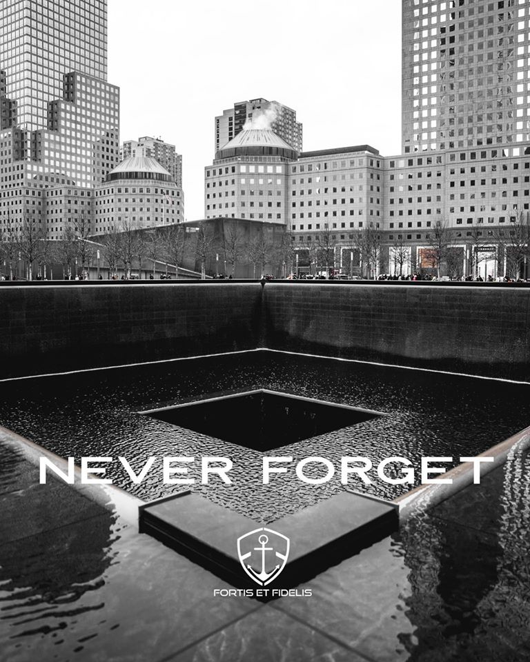 18 years later... Never Forget!