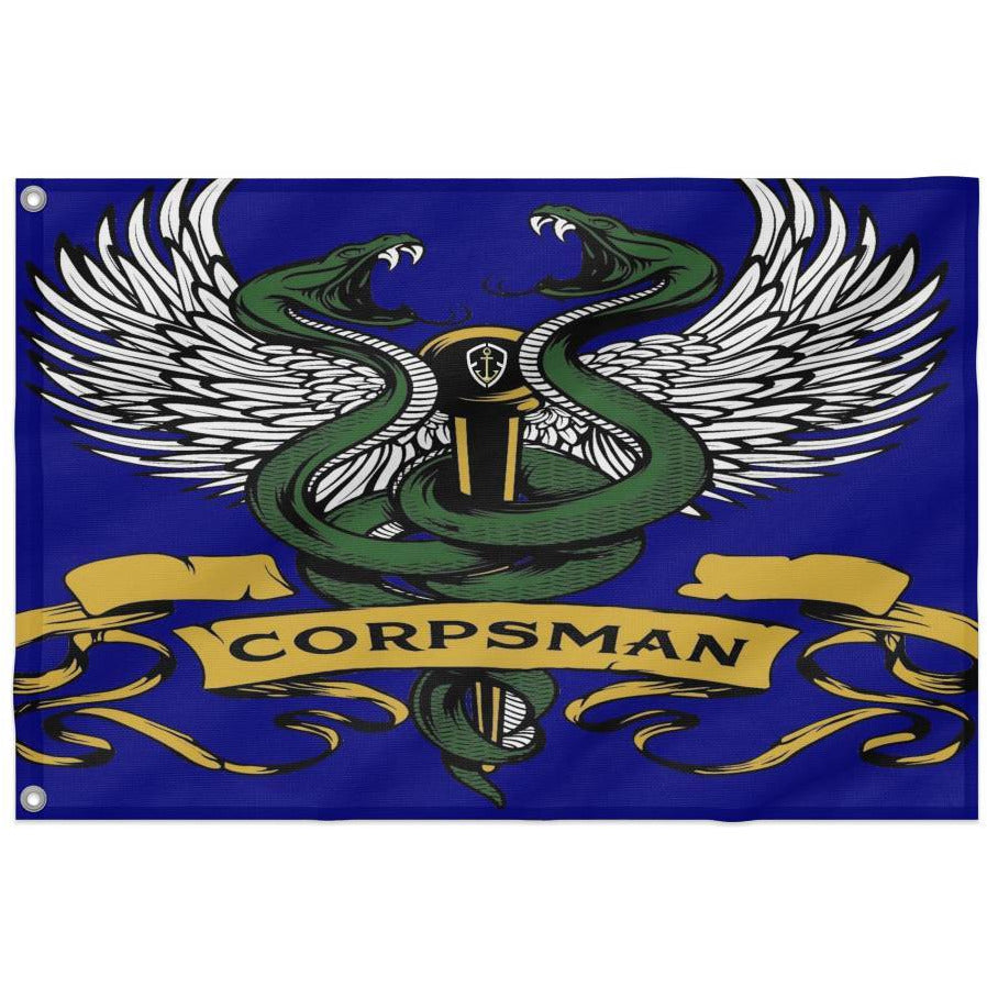 US Navy Corpsman Flag