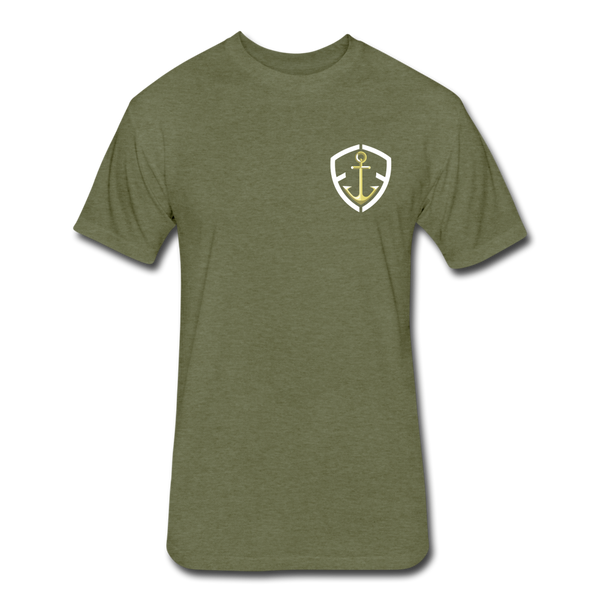 To Those Who Have Served - heather military green