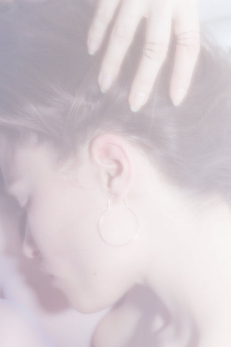 Big Lula Hoop Earring