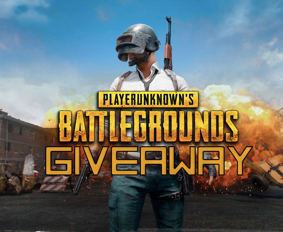 Win Player Unknowns Battelgrounds Game!