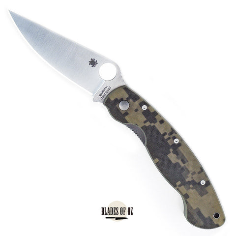 where are spyderco knives made