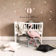 Stickstay - Wallsticker - Dream big little one