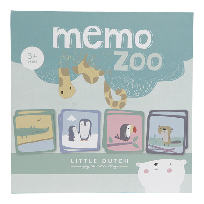 Memo spill - Zoo - Little Dutch