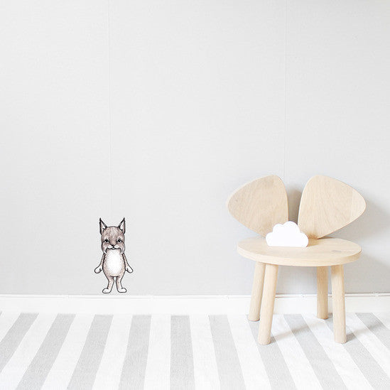 Stickstay - Wallsticker - Gaupe