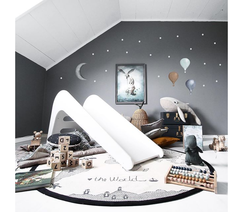Wallsticker - Stickstay - Crescent
