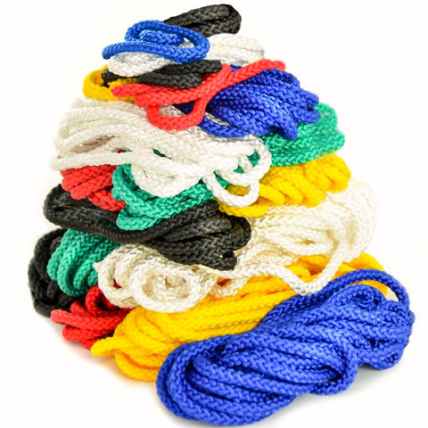 15 mtrs of any rope colour with 2 FREE What Knots