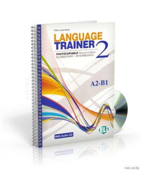 Language Trainer 2 - Photocopiable + CD