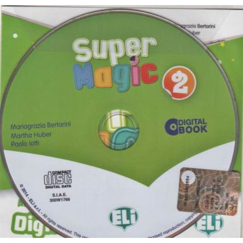 SUPER MAGIC Digital Book 2