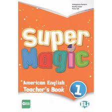 SUPER MAGIC Teacher's Book 1 + 2 Audio CDs