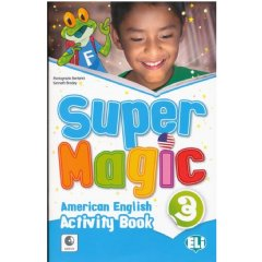 SUPER MAGIC Activity Book + Audio CD  3