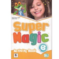 SUPER MAGIC Activity Book + Audio CD  6