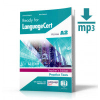READY FOR LANGUAGECERT Practice Tests - Access (A2) - TB