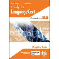 READY FOR LANGUAGECERT Practice Tests - Communicator (B2) - SB