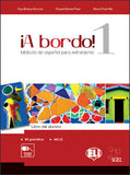 A BORDO 1 - Student's Book+Reader (Cantar de Mio Cid+cd)