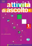 ATTIVITA' DI ASCOLTO 1 - Photocopiable + CD
