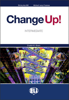 CHANGE UP Intermediate - Digital Book