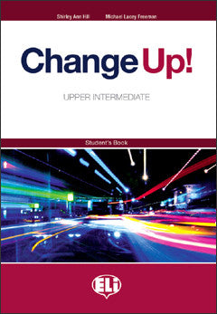 CHANGE UP Upper-Intermediate - WB with Keys + 2 Audio CDs