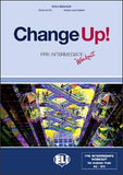 CHANGE UP Intermediate - SB & WB (one volume) + 2 Audio CDs + pre-intermediate Workout+Reader
