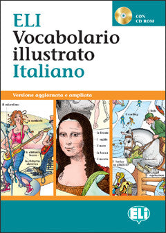 NEW ELI PICTURE DICTIONARY + CD-ROM - Italian