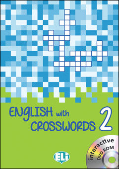 ENGLISH WITH CROSSWORDS 2 - New edition with DVD-ROM
