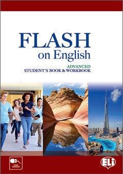FLASH ON ENGLISH Advanced level - WB + audio CD