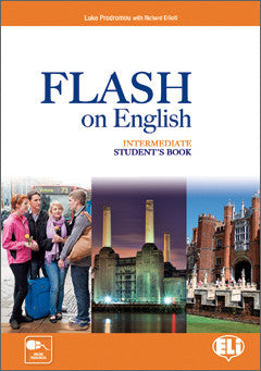 FLASH ON ENGLISH Intermediate level - Student's Book