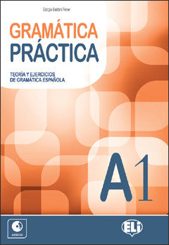 GRAMATICA PRACTICA A1 + Audio CD