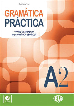 GRAMATICA PRACTICA A2 + Audio CD