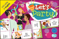 Let's Party! - Game Box + Digital Edition