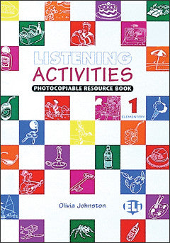 Listening Activities 1 - Photocopiable + CD