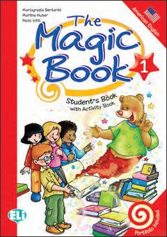 MAGIC BOOK Student's Book with activity 1