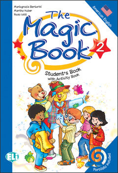 MAGIC BOOK Student's Book with activity 2
