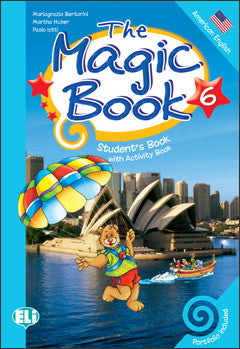 MAGIC BOOK Student's Book with activity 6