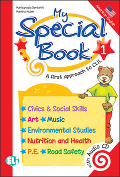 MAGIC BOOK Special Book + CD  1