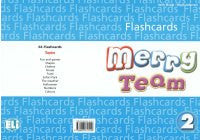 MERRY TEAM Flashcards 2