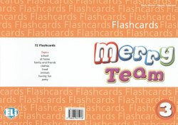 MERRY TEAM Flashcards 3