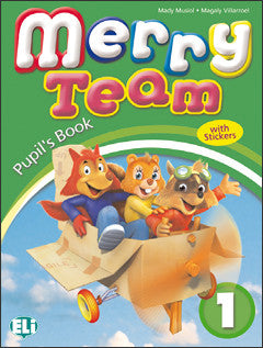 MERRY TEAM Digital Book 1