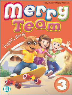 MERRY TEAM Digital Book 3