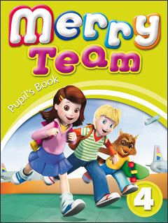 MERRY TEAM Digital Book 4